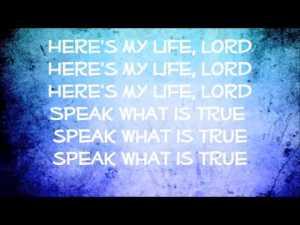 speakwhatistrue